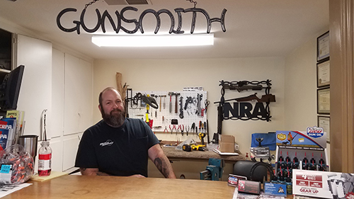 Gun Smith gunsmith Firearm Repair Norco, CA Inland Empire